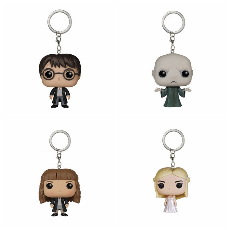 Dulux Marvel Avengers Bedroom In A Box Officially Awesome: Harry Potter Marvel DC Big Head Cartoon Keychain
